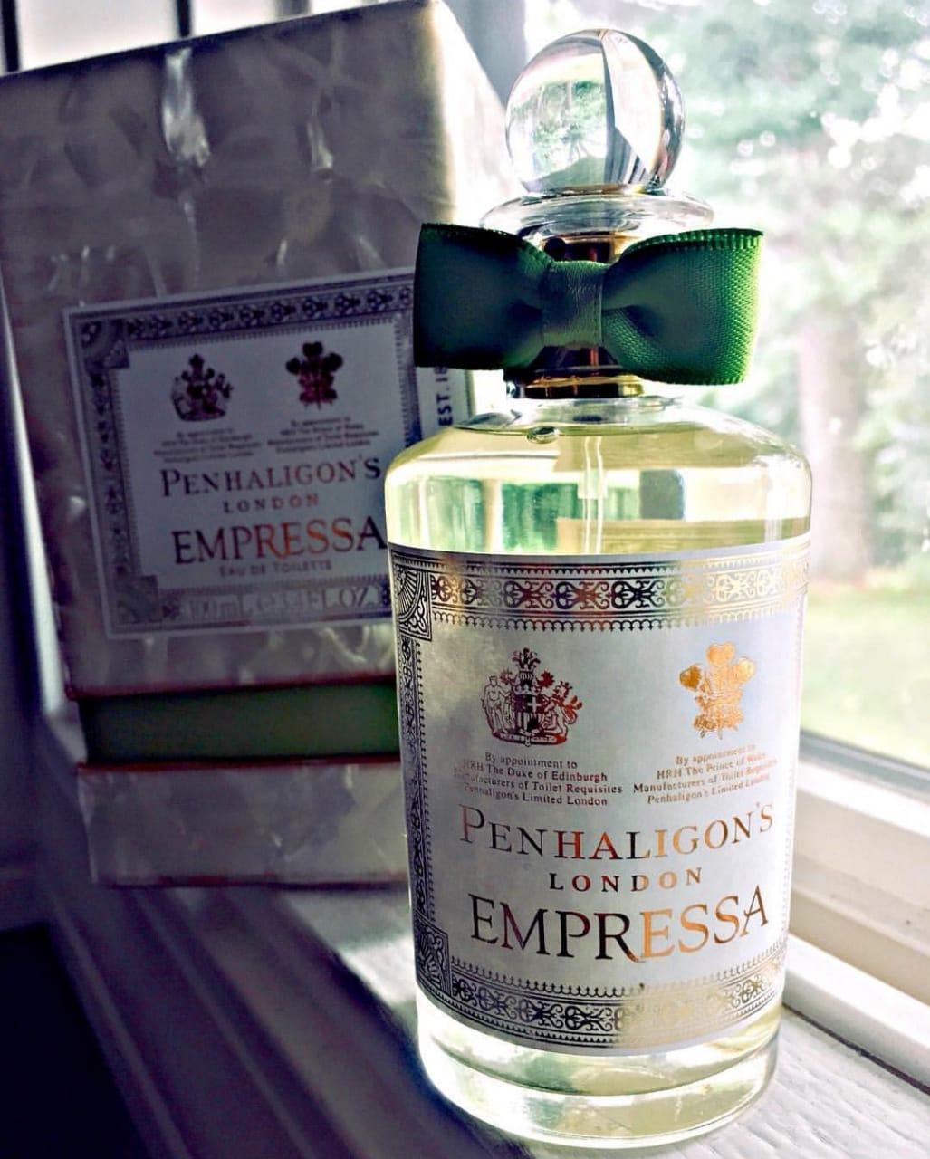 ebb31ede0 إمبريسا بينهاليجينز إيدي تواليت Empressa Penhaligon's EdT | متجر عطرك
