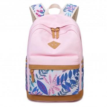 214fc6c28 حقيبة ظهر باك باق أزهار - وردي